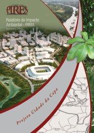 Projeto Cidade da Copa - CPRH - Governo do Estado de Pernambuco