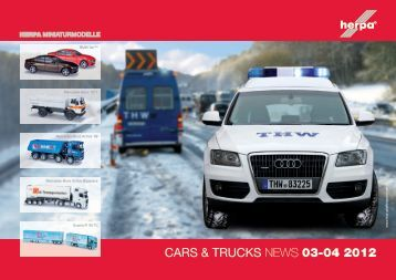 CARS & TRUCKS NEWS 03-04 2012 - Menzels Lokschuppen