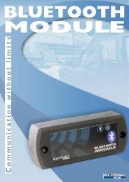 Bluetooth Module brochure - Efichip.com