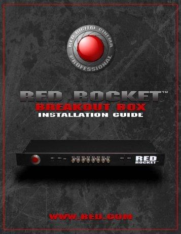3.1 setup of red rocket breakout box - Videoengineer.net