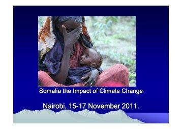 Somalia - Global Climate Change Alliance