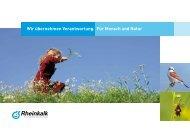 download als .pdf - Rheinkalk