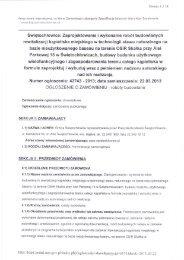 Świętochłowice: Zaprojektowanie i wykonanie robót budowlanych ...