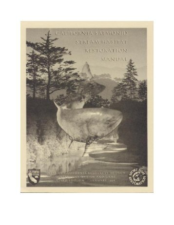 California Salmonid Stream - Strawberry Creek - University of ...