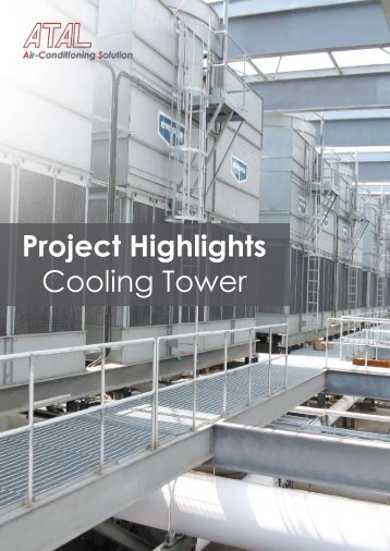 Project Highlights Cooling Tower - ATAL Building Services