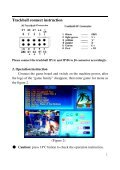 Game Tornado (352 IN 1) User Munual   Gamoover   Page 3