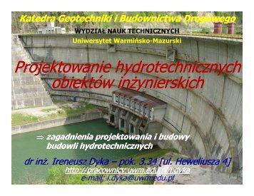 Wykład 1 - Uniwersytet Warmińsko-Mazurski