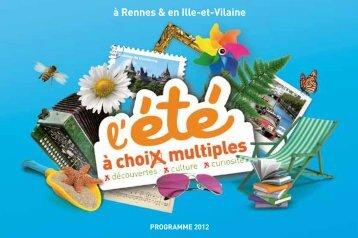 à Rennes & en Ille-et-Vilaine - Foxoo