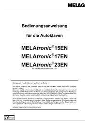 MELAtronic 15EN MELAtronic 17EN MELAtronic 23EN