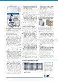 Postes de sécurité microbiologique de classe II, type A2 - Esco - Page 3