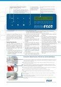 Postes de sécurité microbiologique de classe II, type A2 - Esco - Page 5