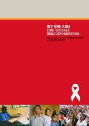 HIV und AIds eine globale Herausforderung - World Vision Institut