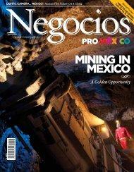 MINING IN MEXICO S - ProMéxico