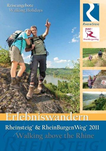 Erlebniswandern Erlebniswandern - Rheinsteig