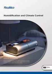 Humidification Fact Sheet - ResMed