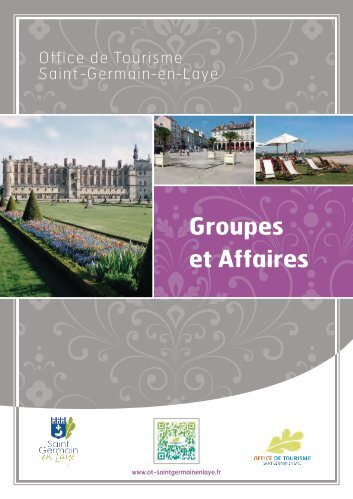 Télécharger la Brochure Groupes et Affaires 2013-2014 - Office de ...