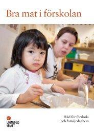 Bra mat i förskolan