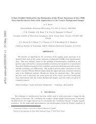 arXiv:astro-ph/0205385 v1 23 May 2002 - iucaa