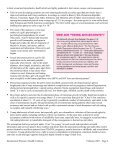 Overlooked and uninformed: young adolescents' sexual and ... - Page 2