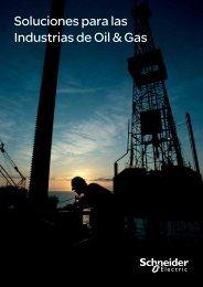 Soluciones para las Industrias de Oil & Gas - Schneider Electric