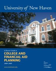 University of New Haven - CollegeView