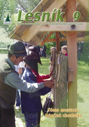 Lesník 9 2006 - Lesy SR š.p.