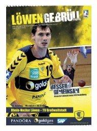 (Saison 2011/2012): TV Großwallstadt - Rhein-Neckar Löwen