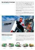 FAUN ENVIRONNEMENT la technologie environnementale pour la ... - Page 2