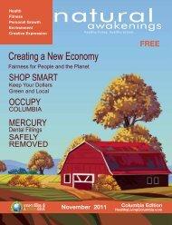 November 2011: New Economy - Columbia Natural Awakenings ...