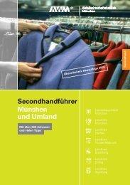 Secondhandführer München und Umland - Landkreis Dachau