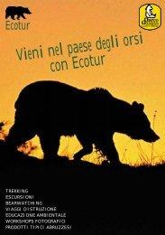 Catalogo Ecotur - Parco Nazionale d'Abruzzo Lazio e Molise