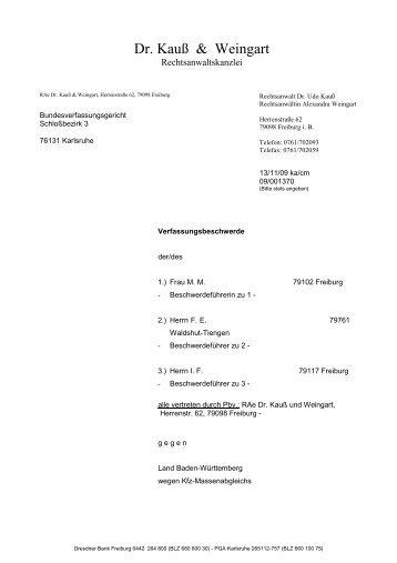 Beschwerdeschrift - Daten-Speicherung.de – minimum data ...