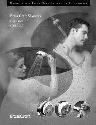 2211 BC Showers List Price - BrassCraft
