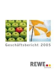 REWE Group – Geschäftsbericht 2005