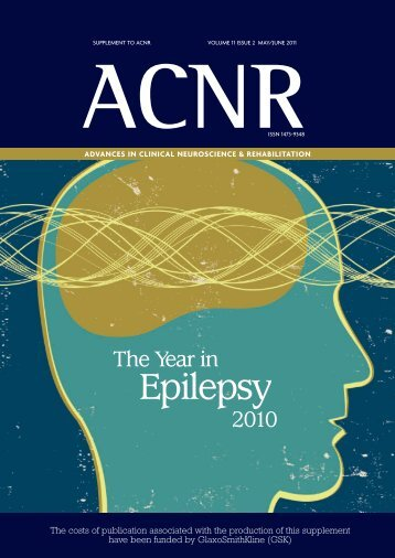 The Year in Epilepsy 2010 - ACNR
