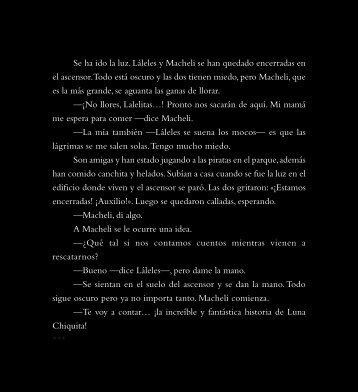 Primeras Páginas de Paloluz - Alfaguara Infantil