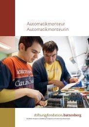 Automatikmonteur/in