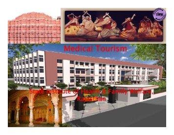 Medical Tourism - SIHFW Rajasthan