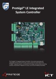 Protégé® LE Integrated System Controller