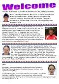 December 2011 – Issue 5 - Rhyl High School - Page 2