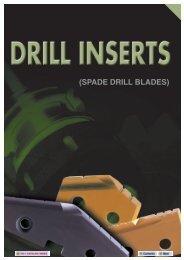 Drill Inserts