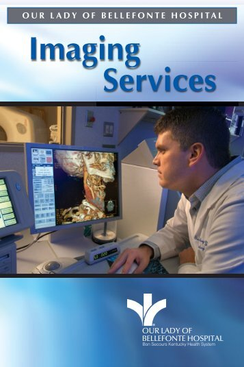 Imaging Services - Our Lady of Bellefonte Hospital