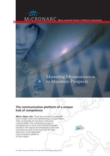 Micronarc Brochure - English