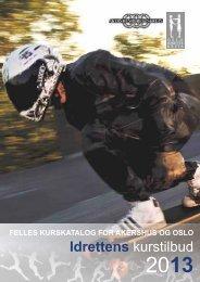 Kurskatalogen 2013.pdf - Norges idrettsforbund