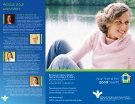 Download our practice brochure - Bon Secours Richmond Health ...