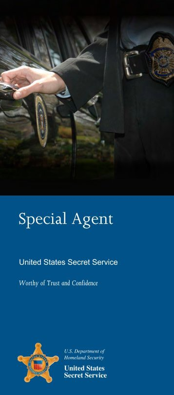 Special Agent - United States Secret Service