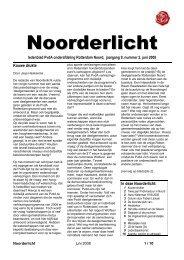 noorderlicht juni 2008.pdf - PvdA Rotterdam