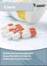 Katalog Care 2013 - Standard Systeme