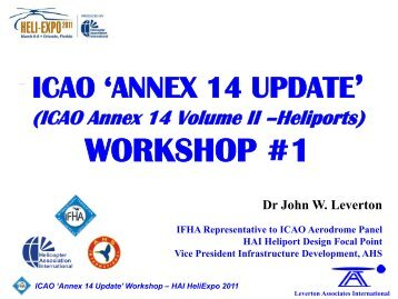 Icao annex 14 volume 1 free download