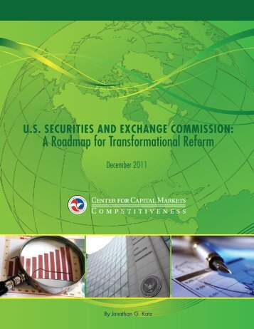 A Roadmap for Transformational Reform - US Chamber of Commerce